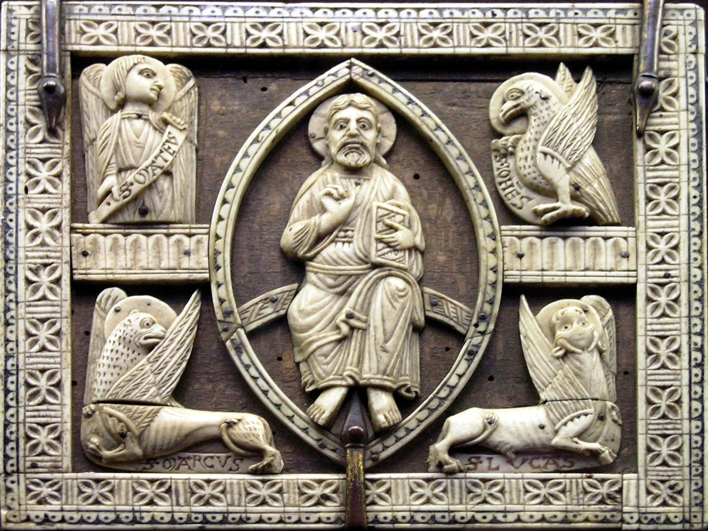 барельеф 13 века