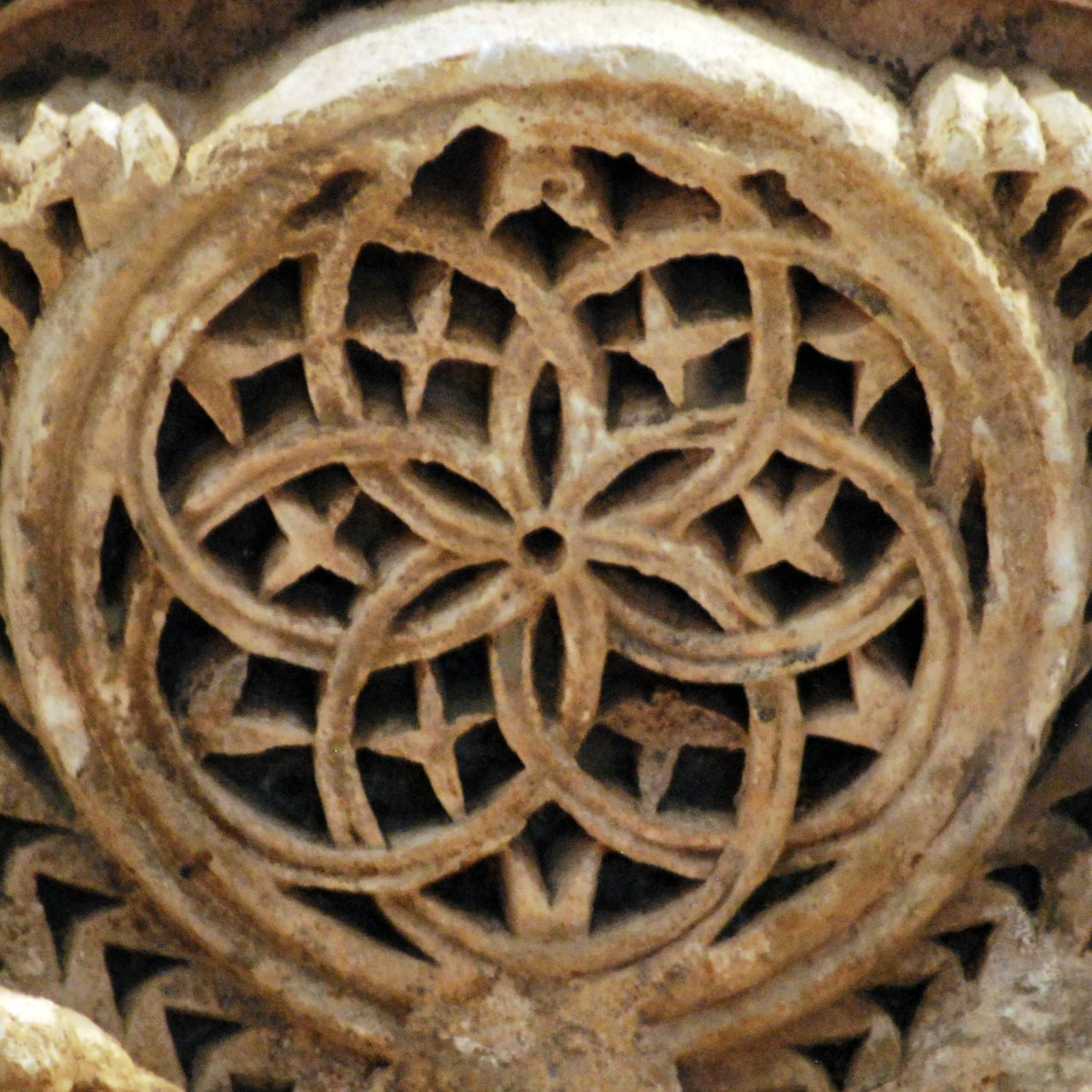 Squircled Pilaster Capital, 400—700 AD