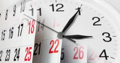 Расписание мероприятий  первое полугодие 2018 год
